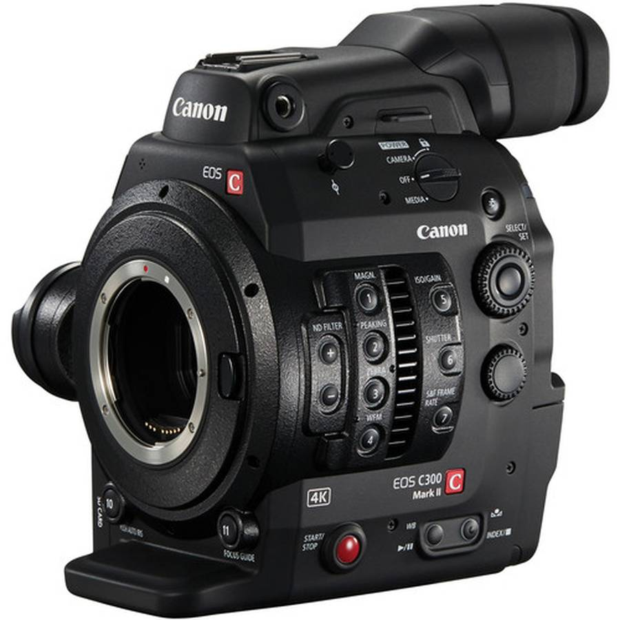 Canon 8K Camera Spotted at WWDC 2019, EOS C300 Mark III Coming?