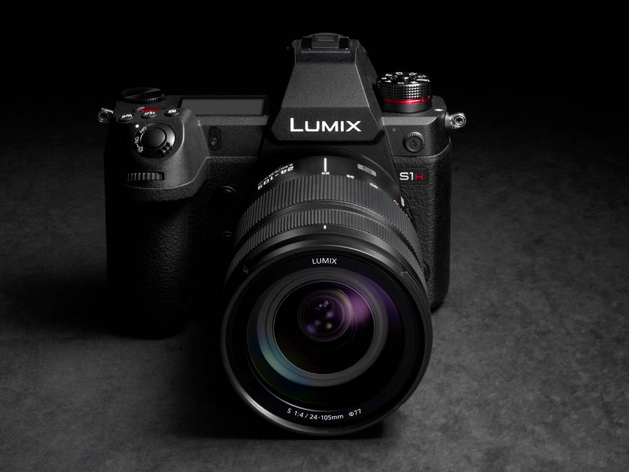 Panasonic Lumix DC-S1H 6K Full Frame Mirrorless Camera (Price $4,000, Coming Fall 2019)
