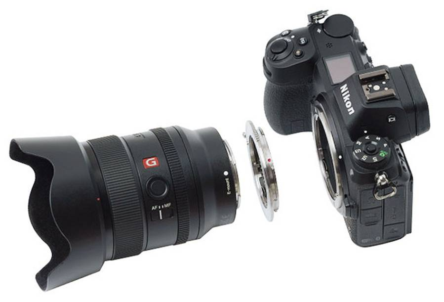 Techart Sony E to Nikon Z Autofocus Adapter (TZE-01)