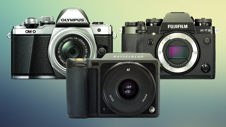 Best Mirrorless Cameras 2019
