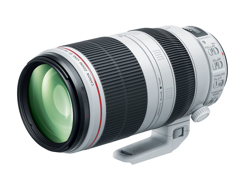 More Details About Canon EF 200-600mm f/4.5-5.6 IS USM Lens
