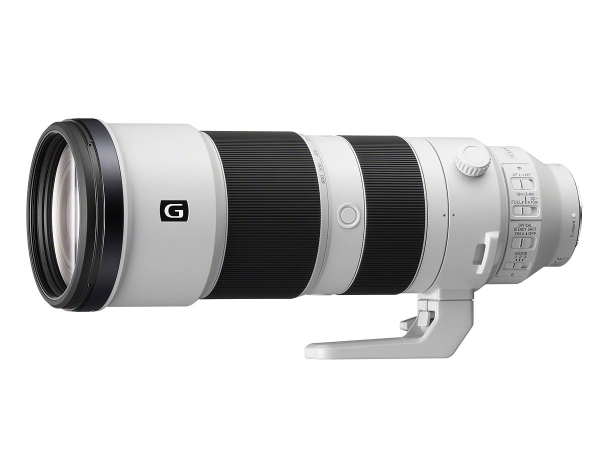Sony FE 200-600mm f/5.6-6.3 G OSS Lens now in Stock