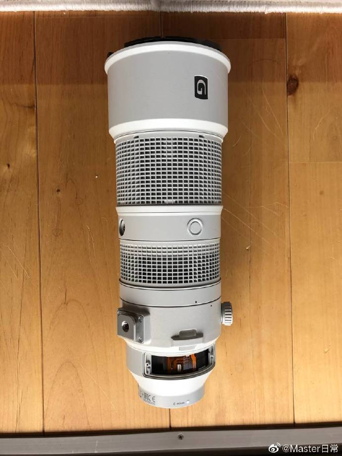 Sony FE 600mm f/4 and Sony FE 200-600mm f/5.6-6.3mm G OSS Coming