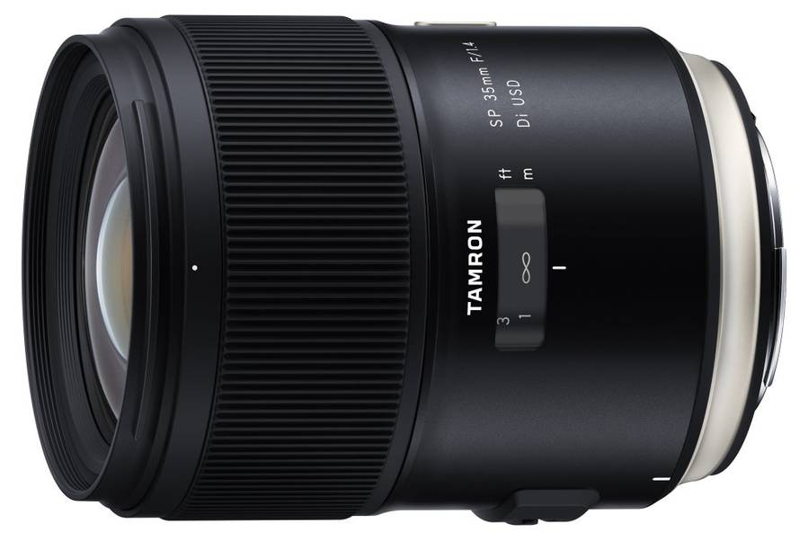 Pre-order : Tamron SP 35mm f/1.4 Di USD Lens, Price $899