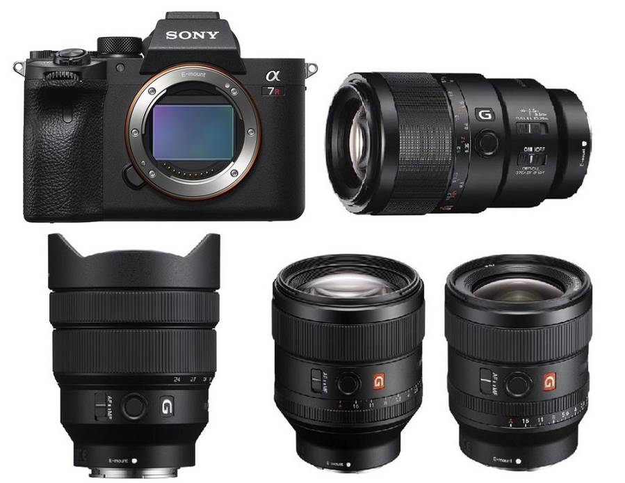Best Lenses for Sony a7R IV