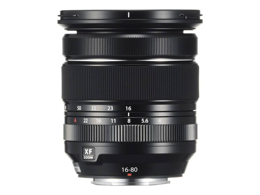 Fujifilm XF 16-80mm f/4 R OIS WR Lens Becomes Official