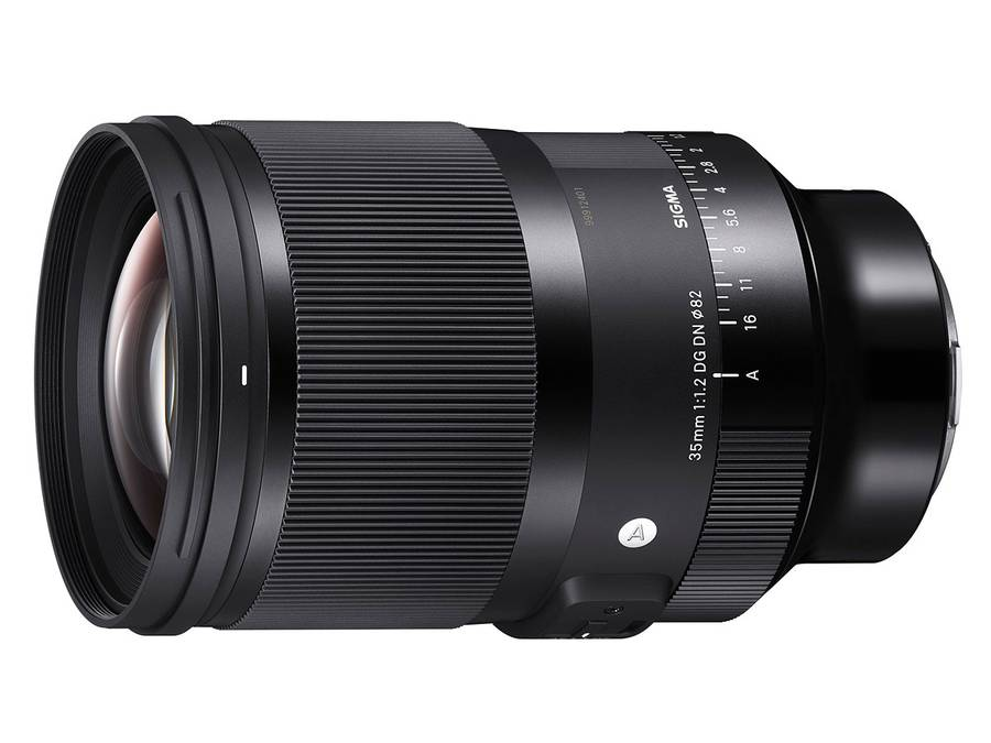 Sigma 35mm f/1.2 DG DN Art Lens for Full Frame Mirrorless