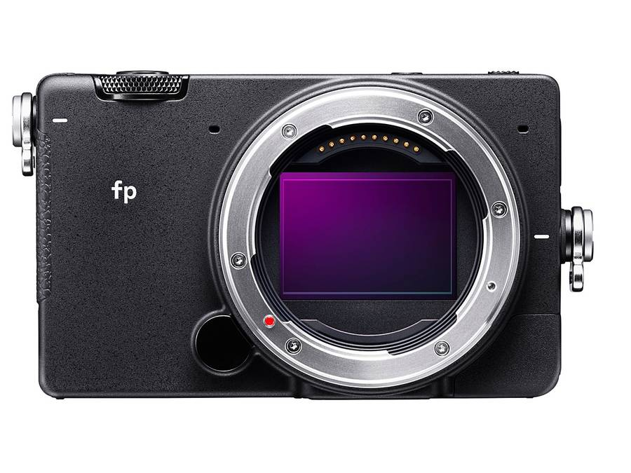 Sigma fp Full-Frame L-mount Mirrorless Camera