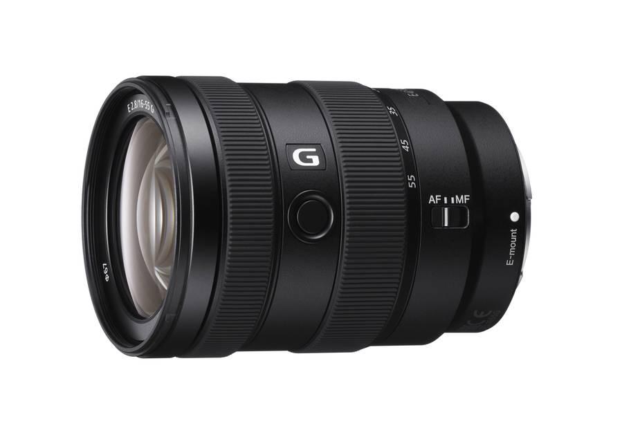 Sony E 16-55mm f/2.8 G Lens & E 70-350mm f/4.5-6.3 G OSS Lenses