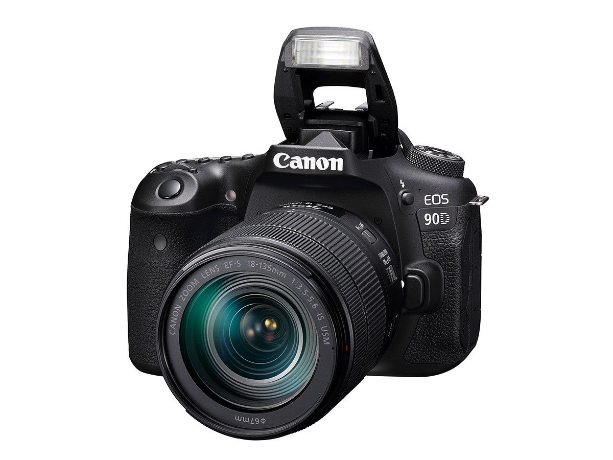 Canon 90D Firmware Update Enables 24fps Shooting