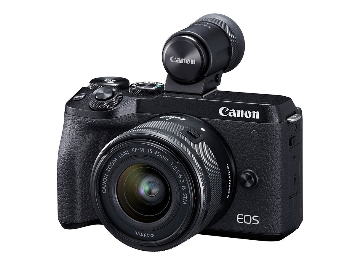 Canon EOS M6 Mark II Firmware Version 1.1.0 Now Available