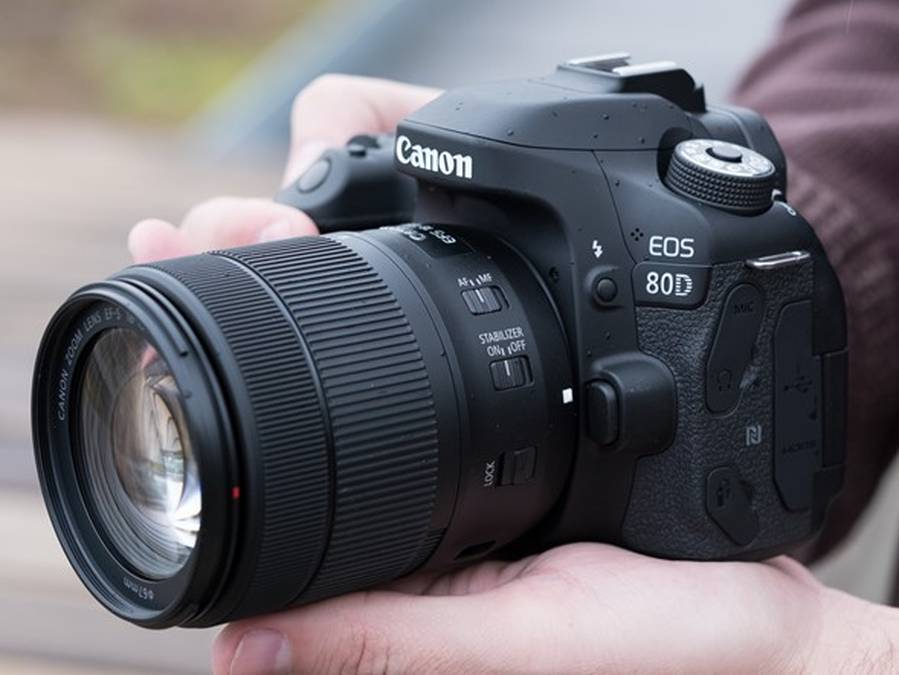 Canon EOS 80D Firmware Update Version 1.03 Released
