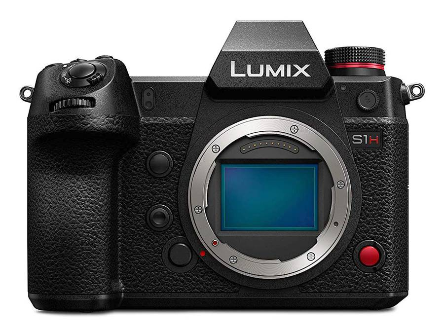 Panasonic Lumix S1H now in Stock and Shipping