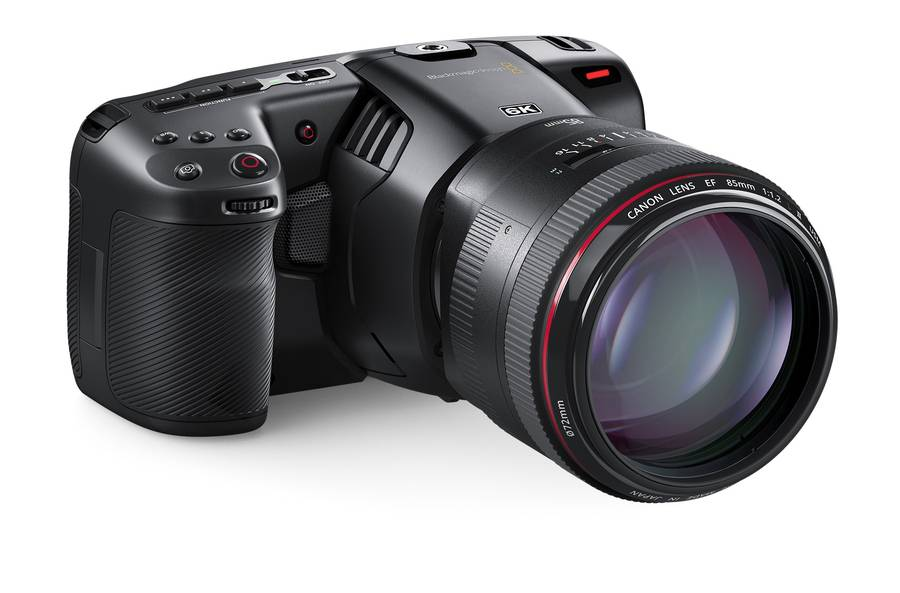 Blackmagic Pocket Cinema Camera 6K Specs, Price and Availability
