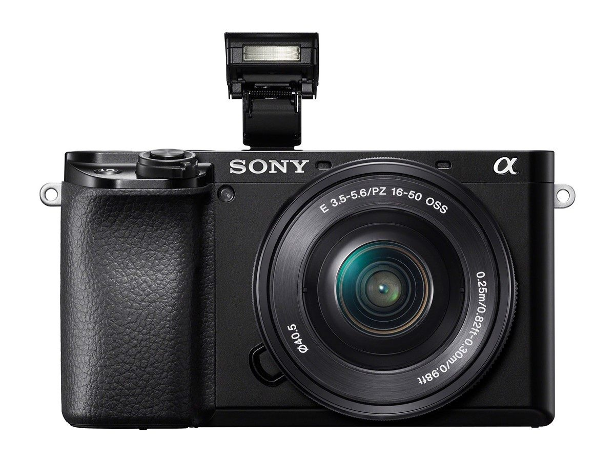 Sony a6100 now in Stock and Shipping in the US