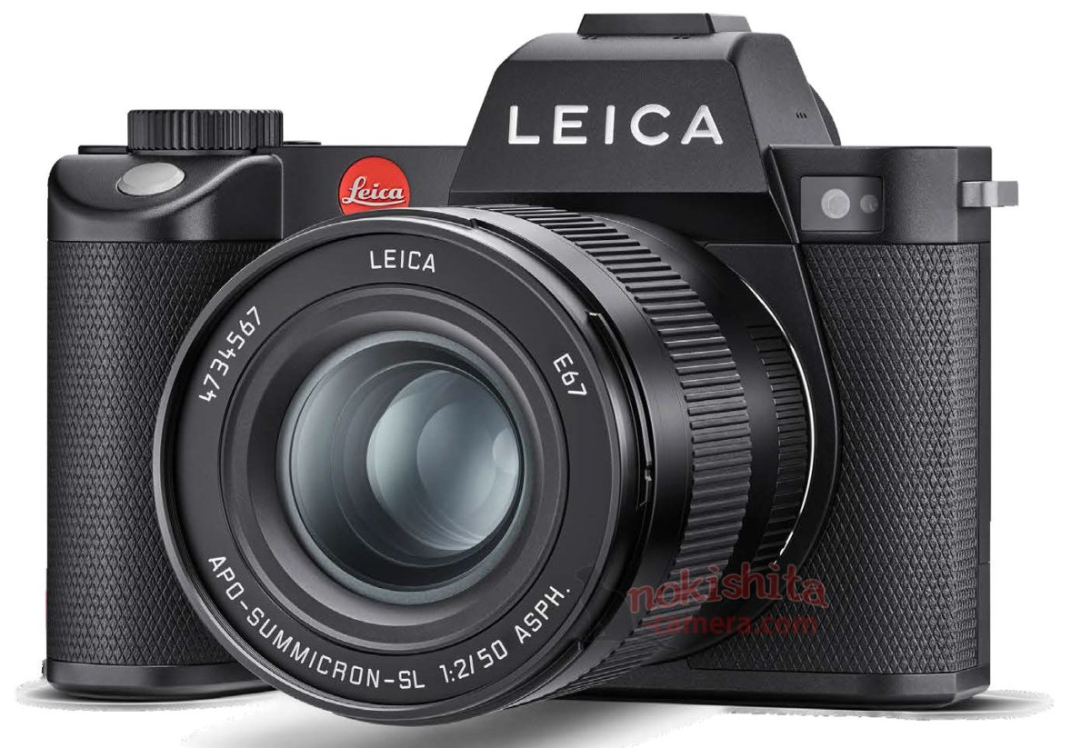 More Leica SL2 Images : 47MP, CINE Mode, 4K Video