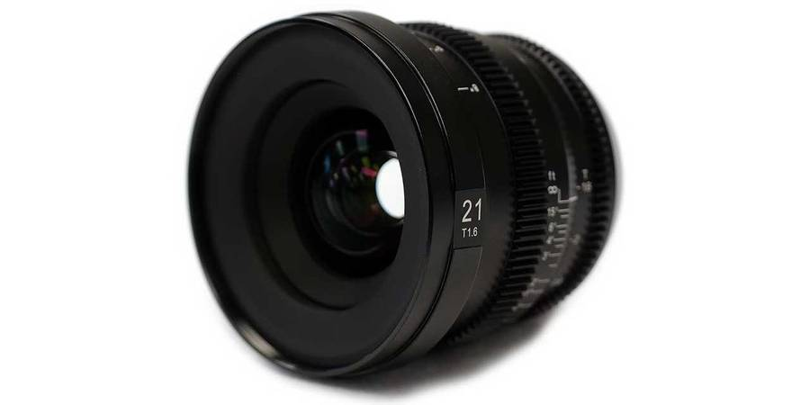 SLR Magic announces 21mm T1.6, 50mm T1.4 'MicroPrime' cine lenses for Micro Four Thirds