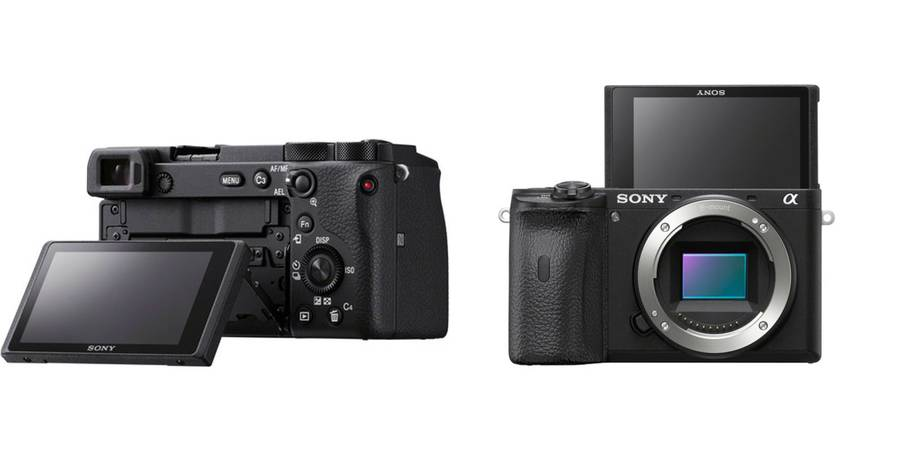 Sony A6000 vs A6100 – Comparison
