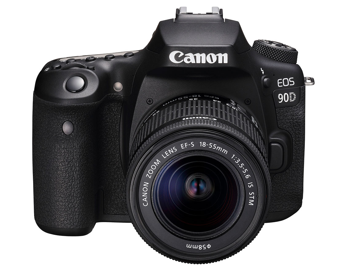Canon EOS 90D now In Stock and Shipping
