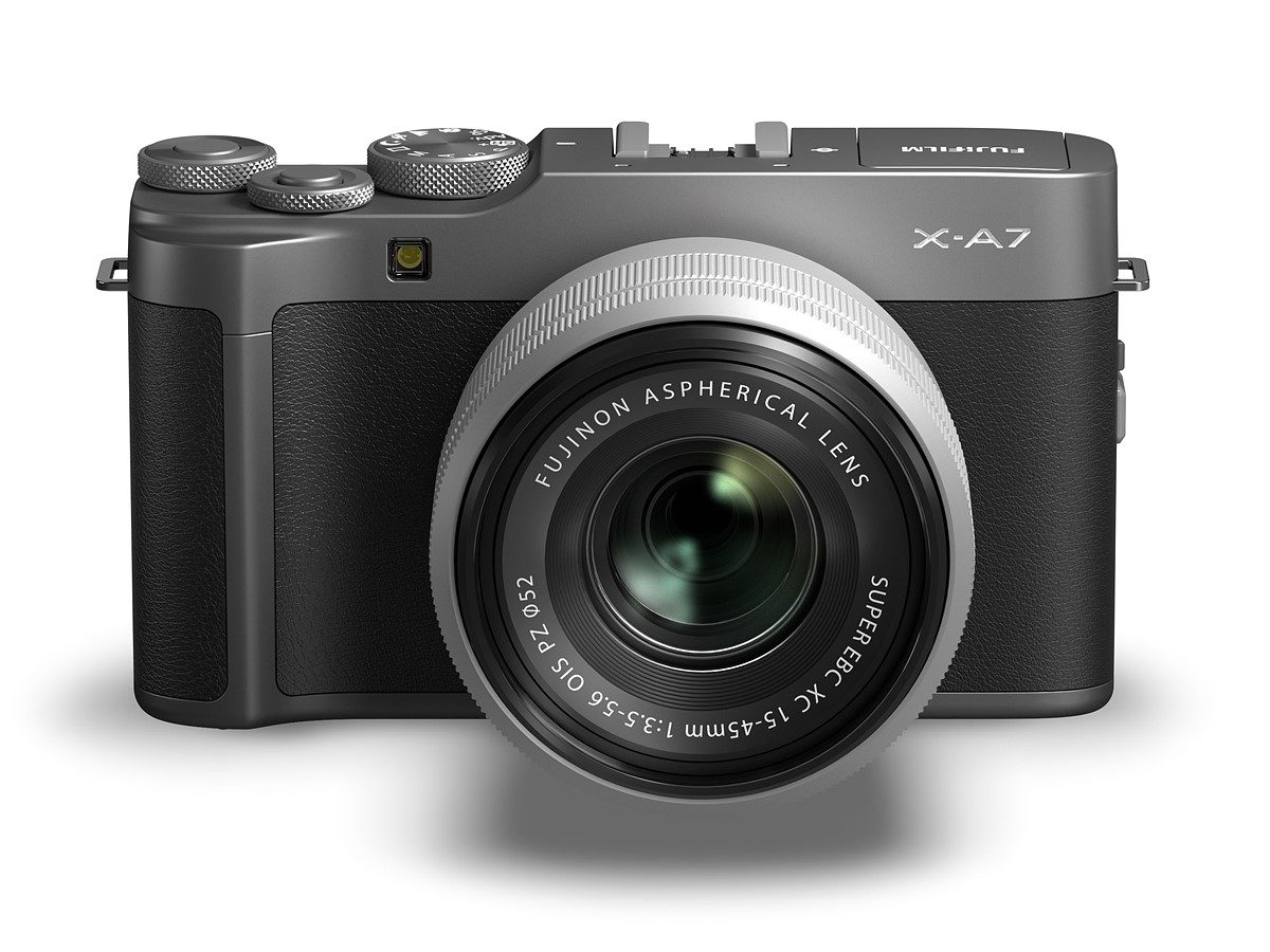 Fujifilm X-A7 User's Manual Now Available for Download