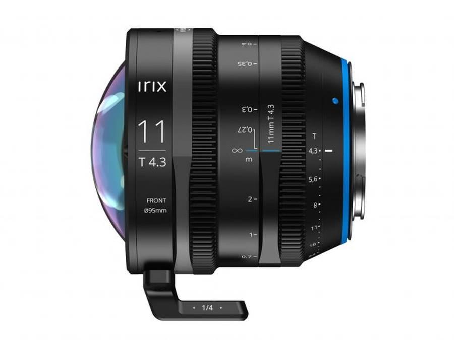 Irix Cine 11mm T4.3 Full-frame Cine Lens