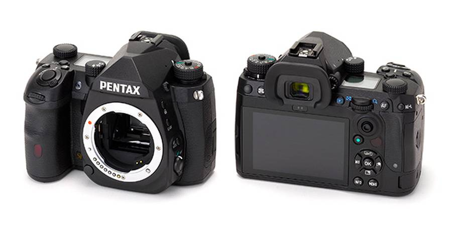 Pentax K-mount APS-c DSLR camera Development Announcement