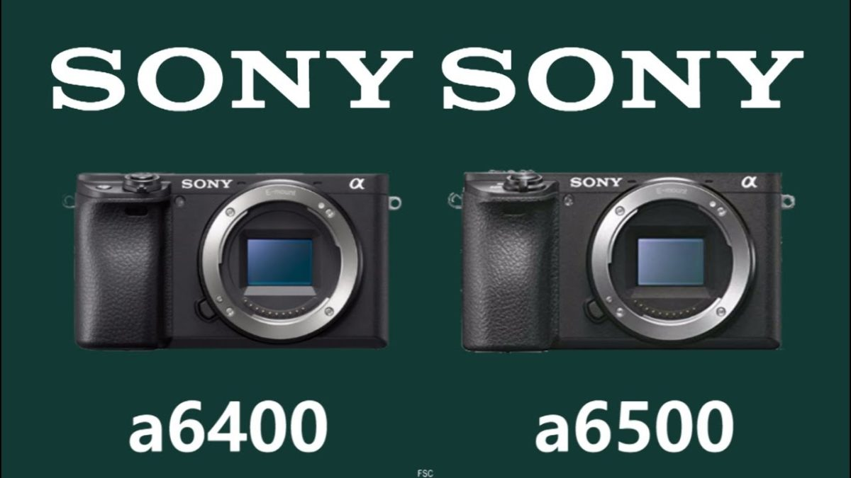 Sony A6500 vs Sony A6600 – Comparison
