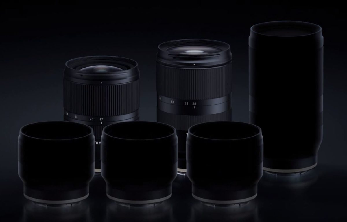 New Tamron Lens with 200mm Focal Length Coming Soon