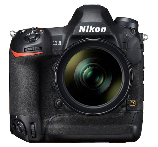 Nikon D6 Release Date Scheduled for Mid-February