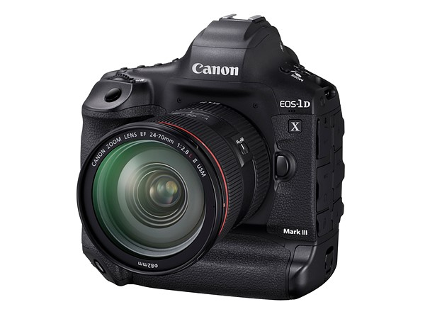 Canon Announces the Development of EOS-1D X Mark III DSLR Camera