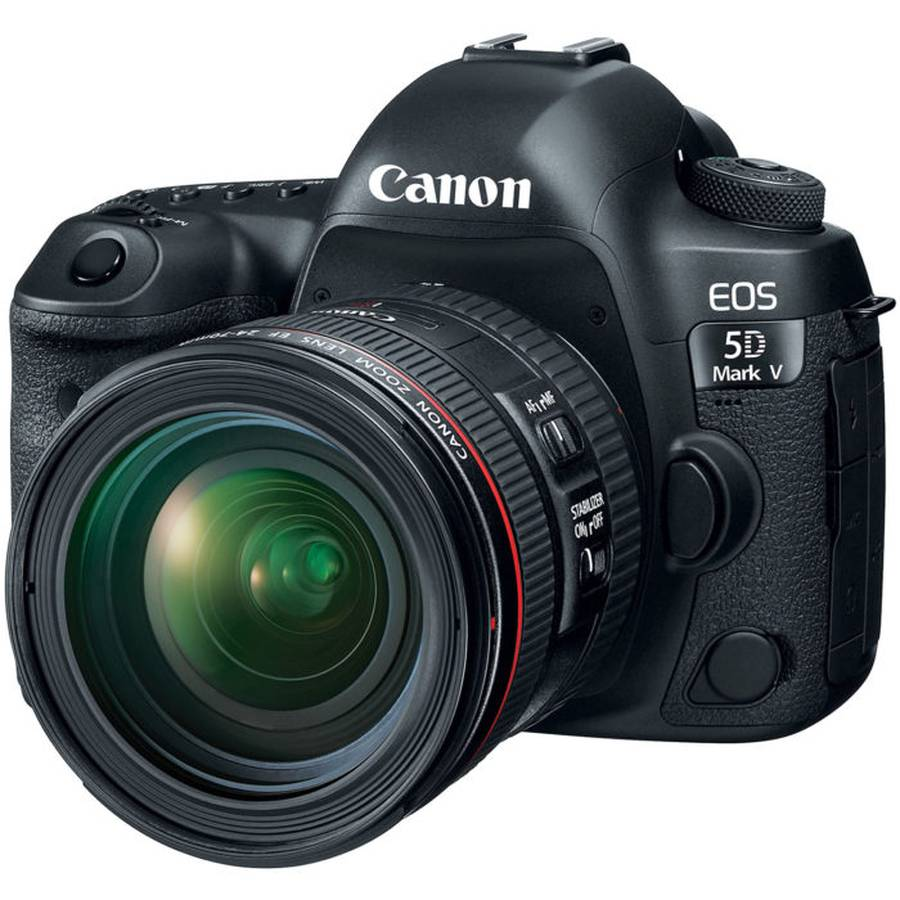 Canon EOS 5D Mark V and EOS R Mark II Coming in Late 2020