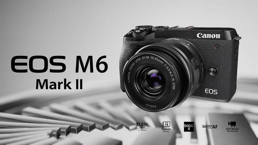 Canon EOS M6 Mark II In-Depth Review: vs Sony a6400 vs Fujifilm X-T30