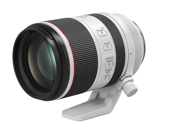 Canon RF 85mm f/1.2L USM DS & RF 70-200mm f/2.8L IS USM Lenses Announced