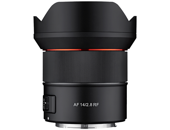 Samyang AF 14mm f/2.8 RF Lens for Canon RF Mount