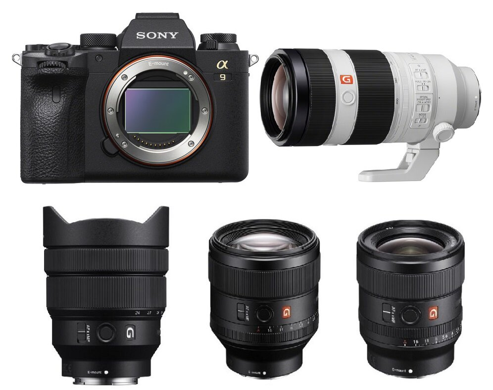 Best Lenses for Sony a9 II