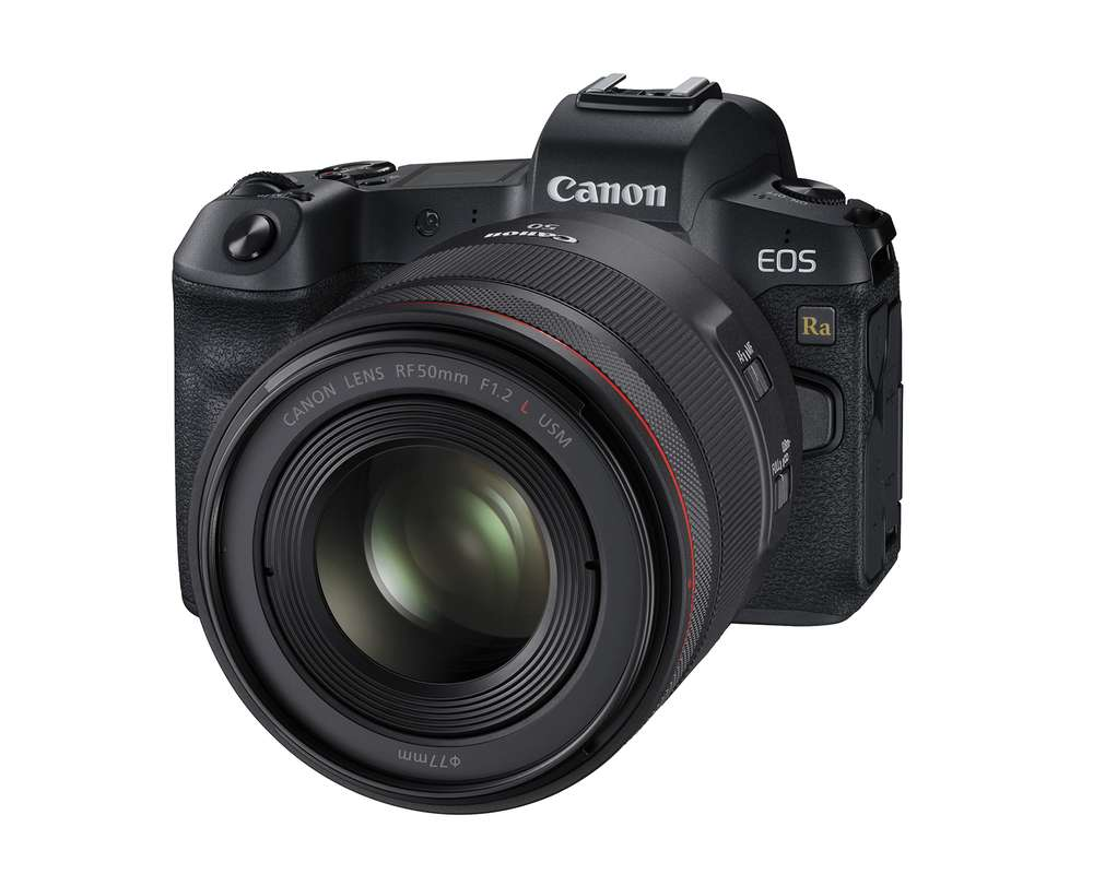 It's Official : Canon EOS Ra Astrophotography Camera
