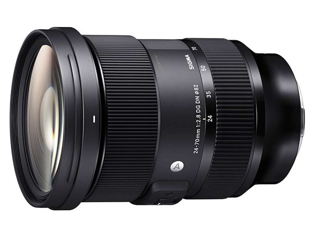 Sigma 24-70mm F2.8 DG DN Art for Sony E-mount and L-Mount Mirrorless Cameras