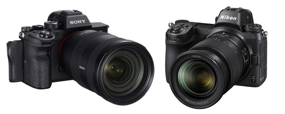 Sony a7R IV vs Nikon Z7 – Eye AF Testing