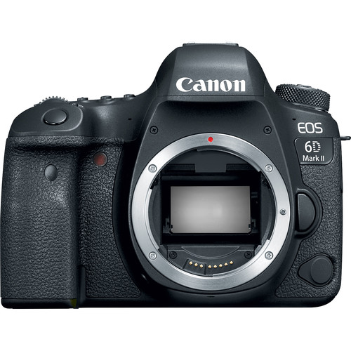 Canon EOS 6D Mark II Black Friday Deals 2019