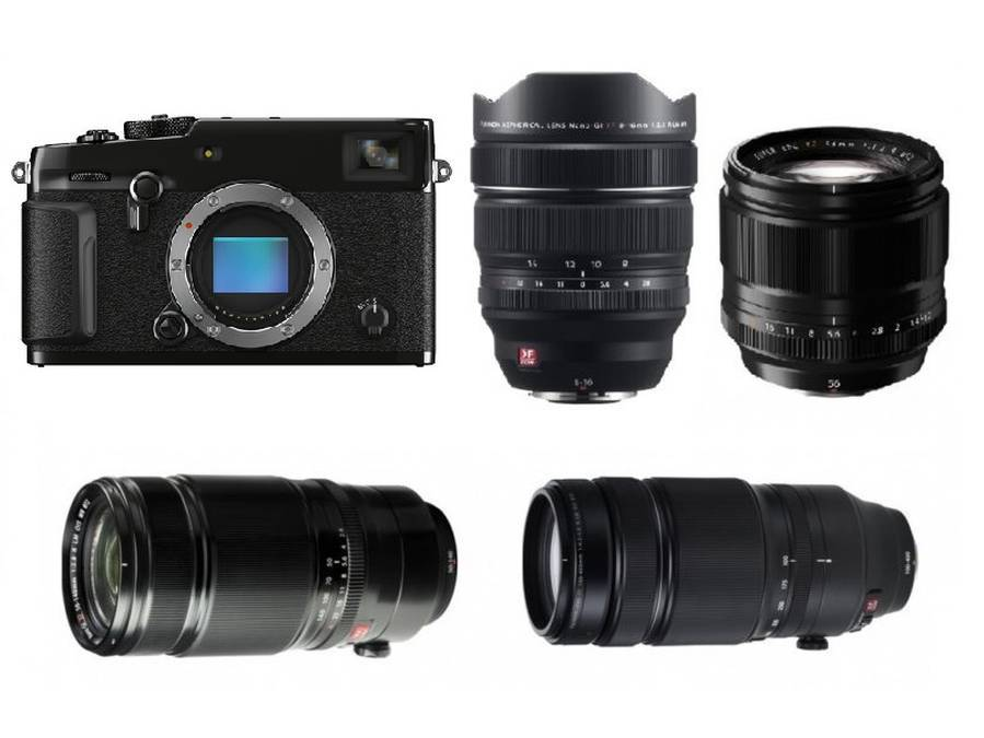 Best Lenses for Fujifilm X-Pro3