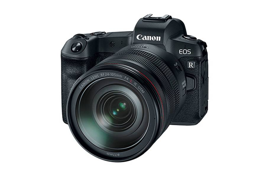 Canon EOS R Firmware Update Version 1.6.0 Released