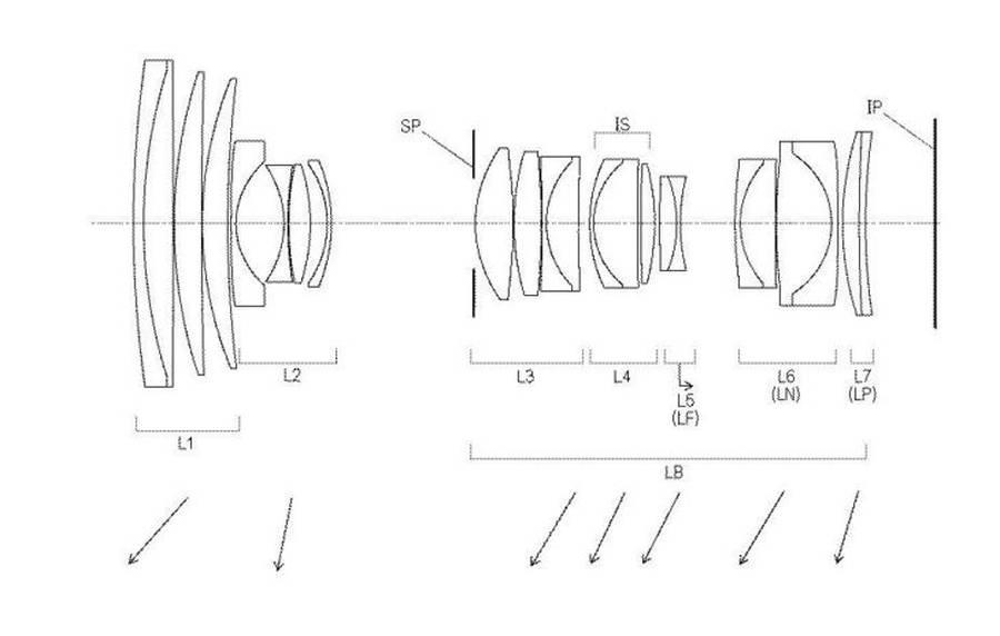 New Patent : Canon RF 24-300mm f/4-5.6 Lens