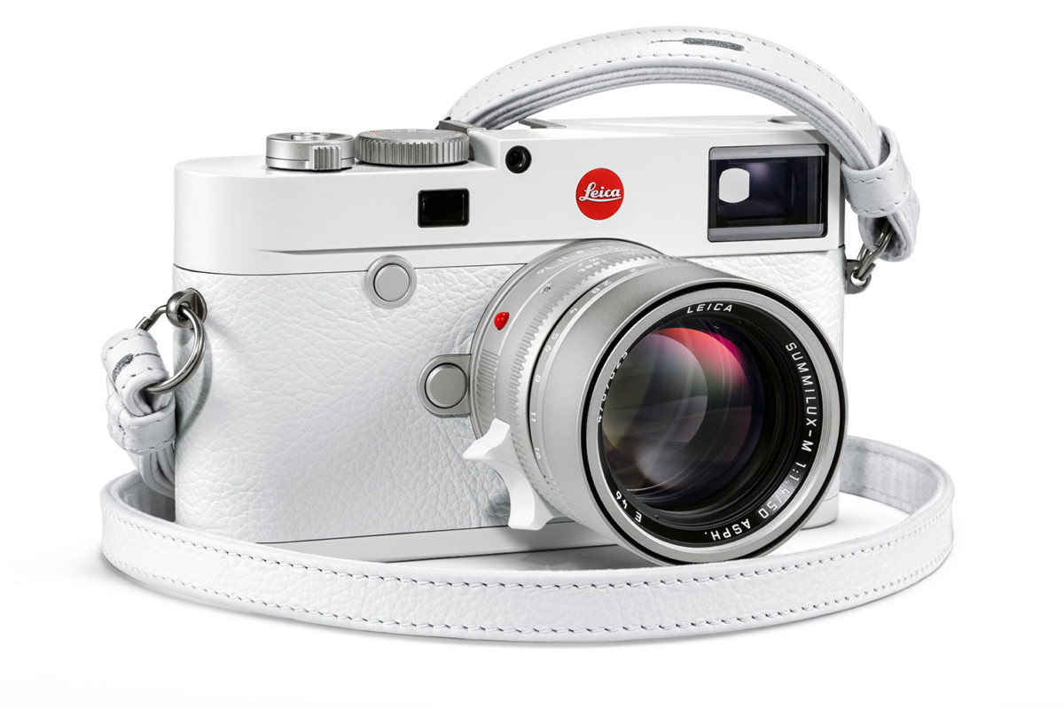 White Leica M10 Limited Edition Camera Coming Soon