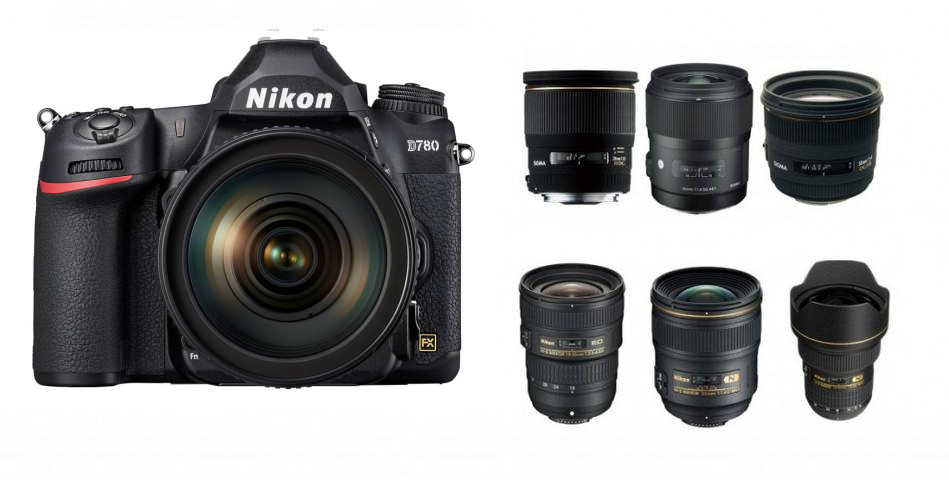 Best Lenses for Nikon D780