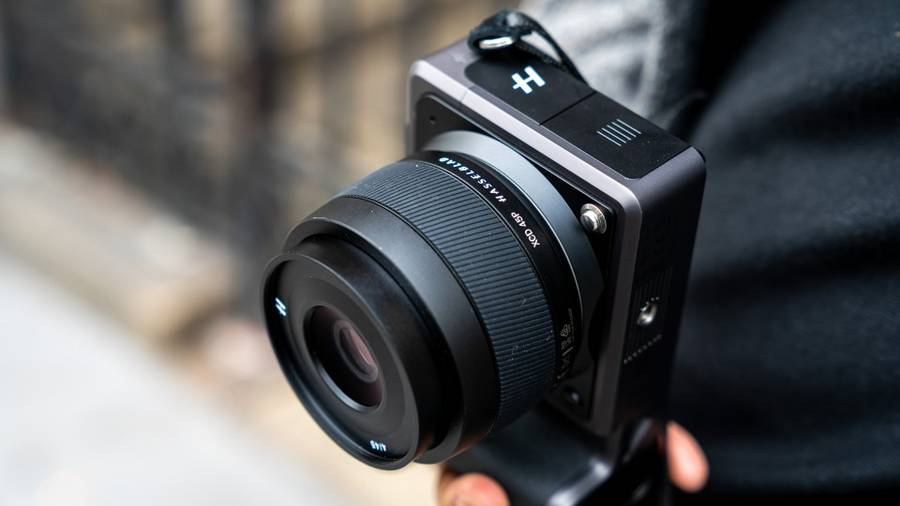 Hasselblad XCD 45mm f/4P announced – the world's lightest medium format lens