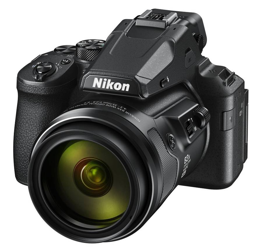 Nikon Coolpix P950 Announced With 4K Video And RAW Support