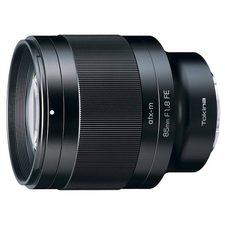 Tokina 85mm f/1.8 FE prime for full-frame Sony cameras
