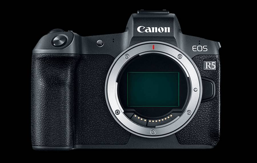 Canon EOS R5 Specifications