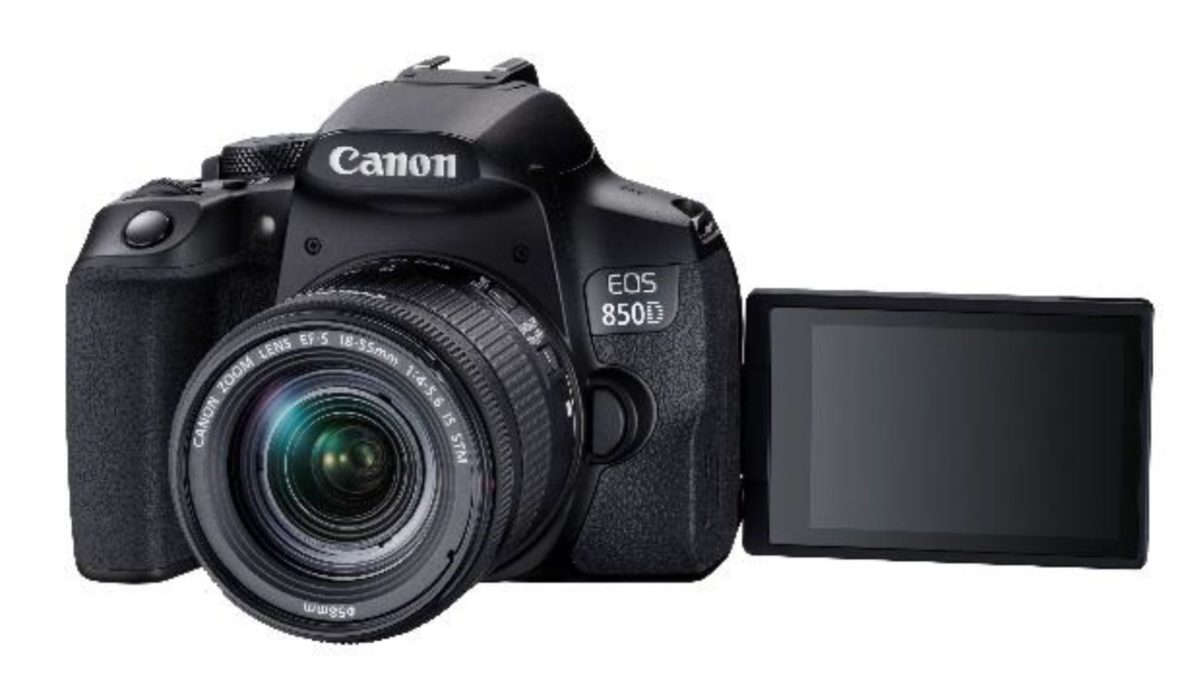 Canon EOS Rebel T8i / 850D Leaked Images & Specs