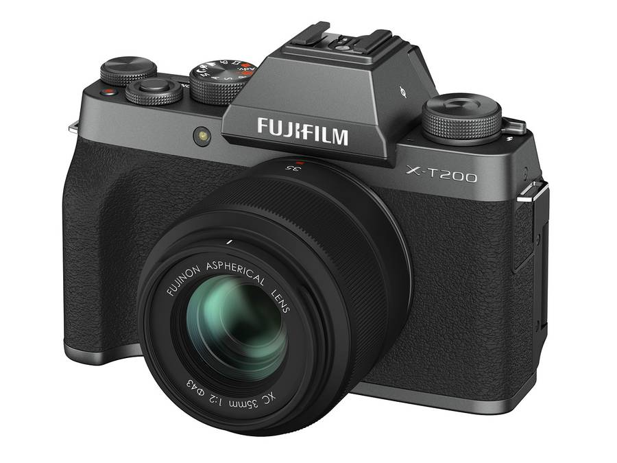 Fujifilm X-T200 Camera Comes with 4K/30p and Costs $800